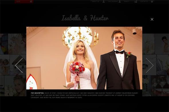 Flash Wedding Gallery