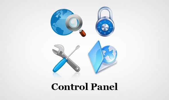 Hosting Control Panel