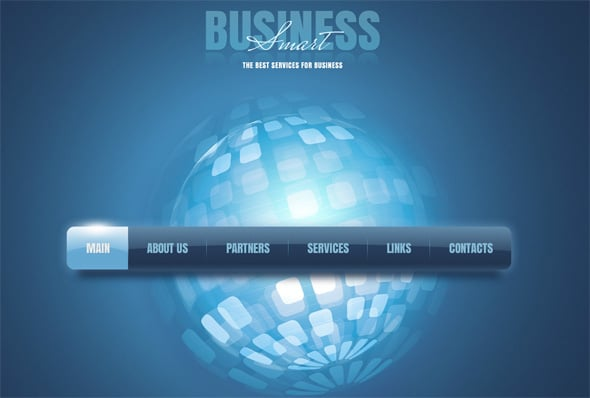 Business Web Template for Your Project