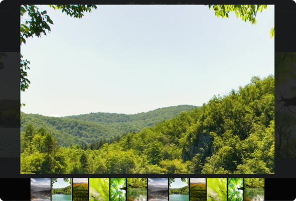MotoCMS Slider with Thumbnails