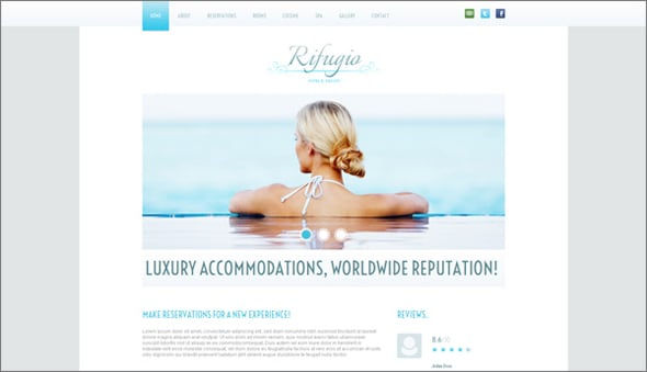 A Vital Guide To Help You Choose The Best In Hotel Website Design