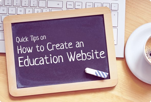 Tips To Create an Education Website
