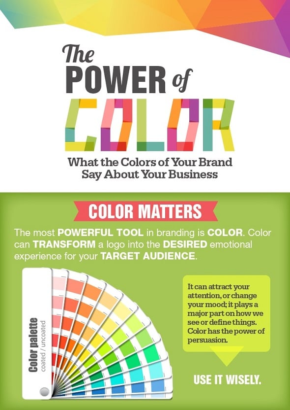 Brand Color Best Infographics