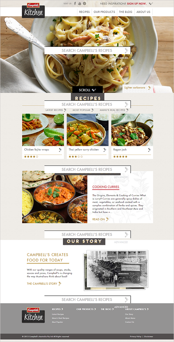 User Centered Design Example