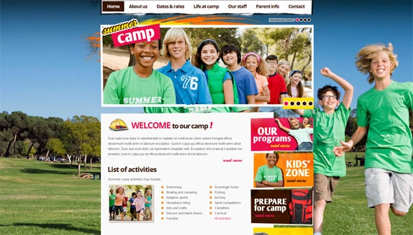 Create a Websites for Kids and Keep Your Mind from Burnout
