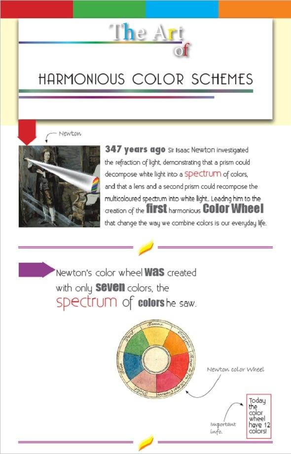 The Art of Harmonious Color Schemes