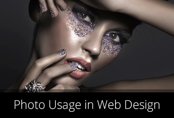 Photos Usage in Web Design