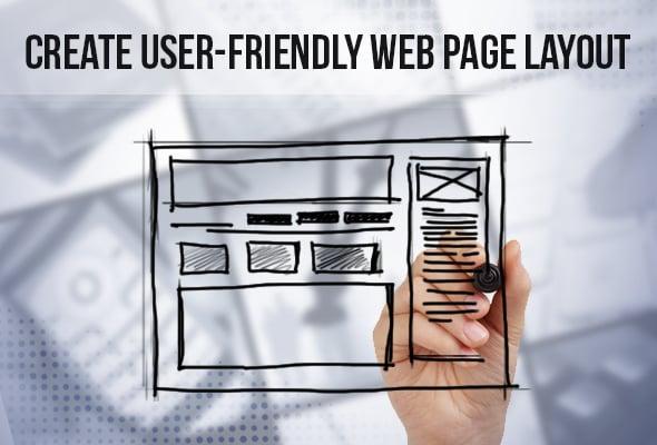 Web Page Layout Main