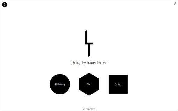 Best Web Design Articles - The Beauty of Minimal Portfolio Design