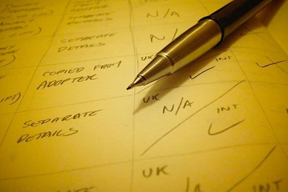 Best Web Design Articles - Do You Have a Design Checklist?