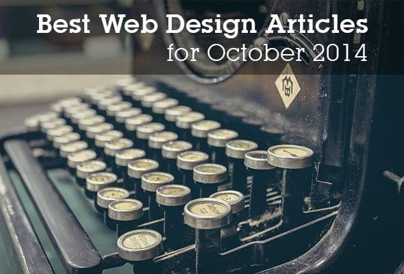 Best Web Design Articles Main