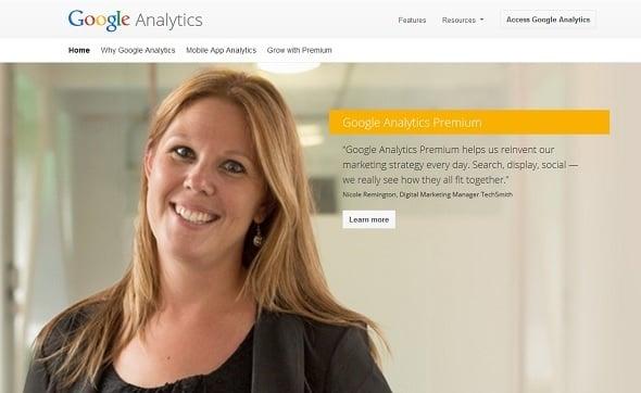 Free SEO Tools - Google Analytics