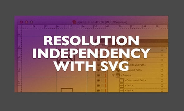 All You Need to Know About SVG – Tutorials, Articles, Resources