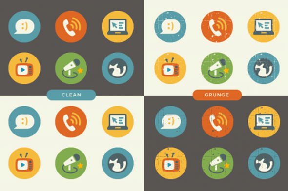 Freebie: Summer And Essentials Icon Set