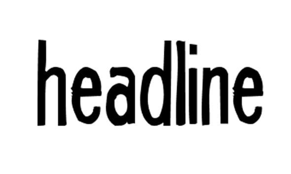 You the designer - 35 Free Big, Bold, and Beautiful Headline Fonts