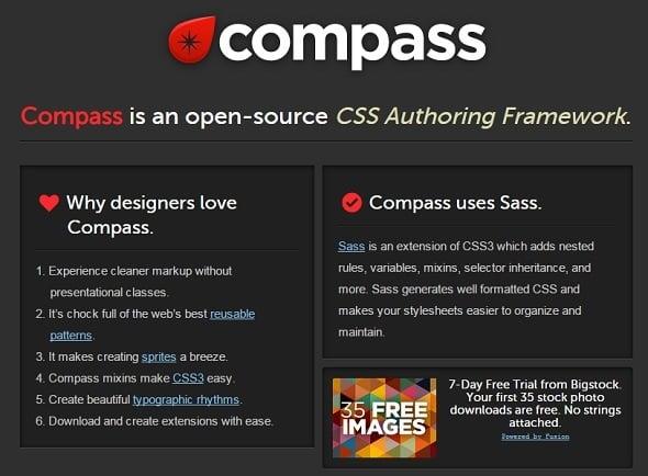 Increase Website Speed - Compass