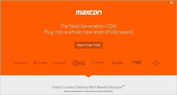 Increase Website Speed - MaxCND