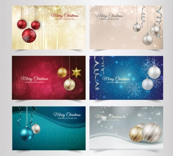 Web Design Freebies - Christmas Banners Pack
