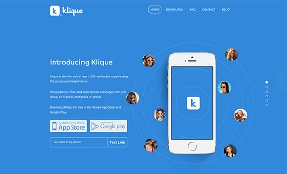 create app website badges