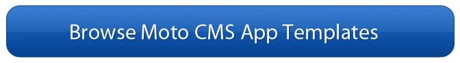 App Website Templates