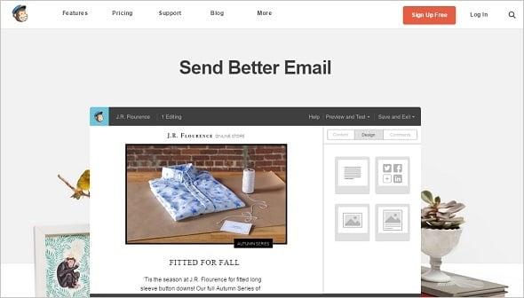 Email Marketing - MailChimp