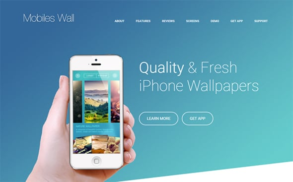 create app website examples