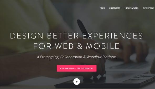 Invision Collaboration Tool