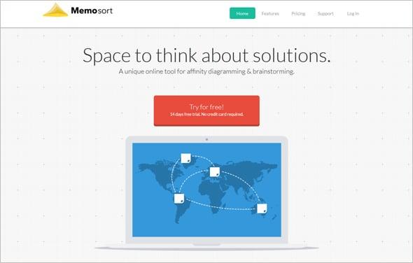 memosort UX Collaboration Tools