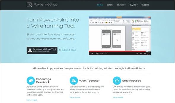 UX Tools 2015 PowerMockup