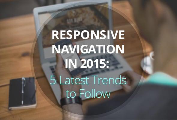 Responsive Navigation 2015 Main