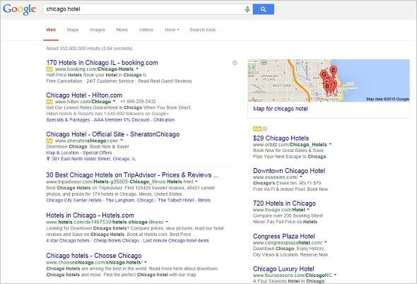 Local SEO Tips - Google 3-Pack SERP