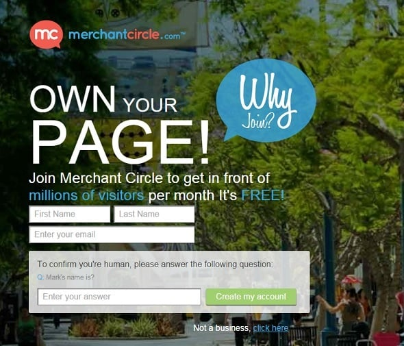 Local SEO Tips - Merchant Circle