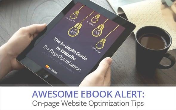 Website Optimization Tips - SEO eBook