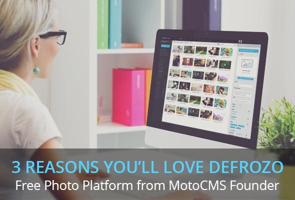 Free Photo Platform Defrozo