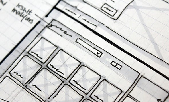 Getting Started with Low-Fidelity Wireframe Sketches