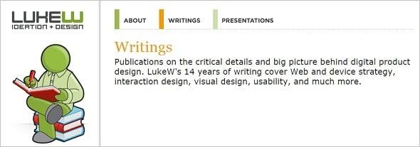 Learn UX Design - LukeW