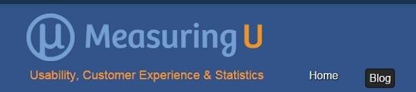 Learn UX Design - MeasuringU
