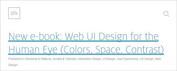 Learn UX Design - UXPin