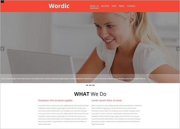 MotoCMS 3.0 Responsive Website Templates - Design Studio