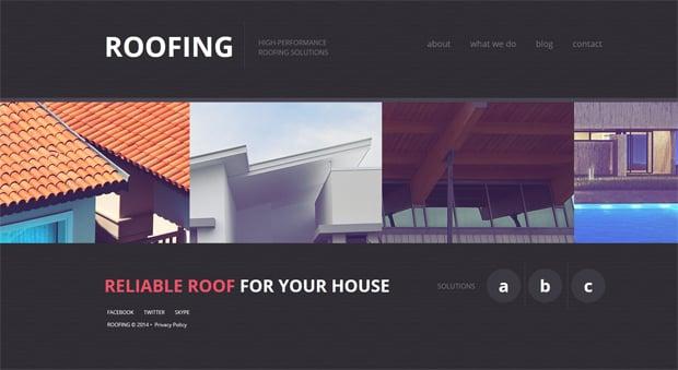 Maintenance Website Template by MotoCMS