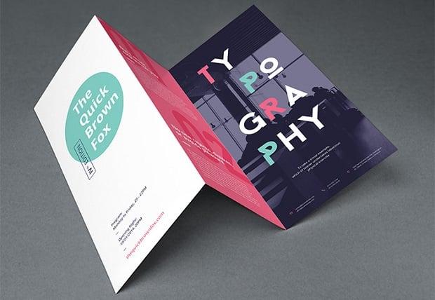 Best Web Design Articles April - 20 Free Brochure PSDs You Can Download