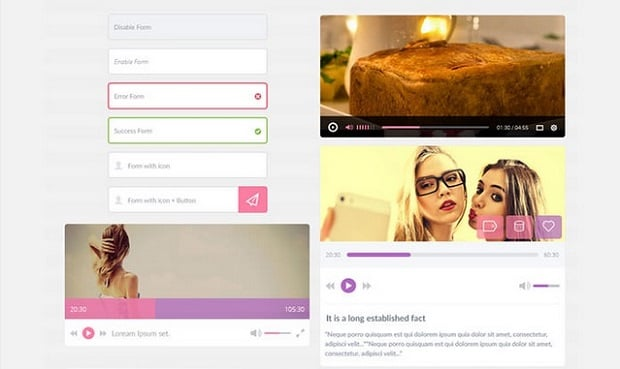 Best Web Design Articles April - 20 Fresh and Free UI Kits For 2015