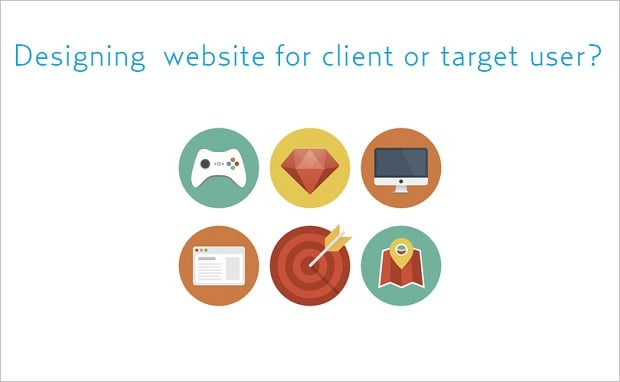 Best Web Design Articles April - Who are you Designing the Website For?