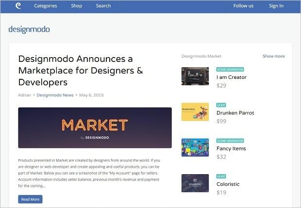 Best Web Design Blogs 2015 - designmodo