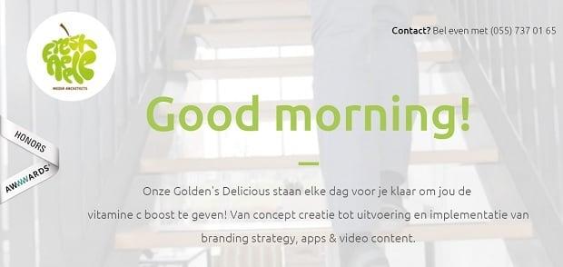 Logo Design Tips 2015 - Fresh Apple