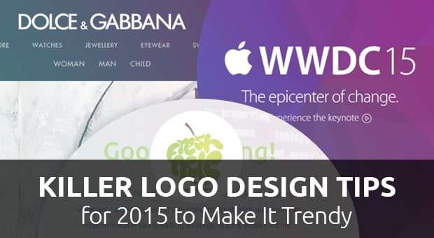 Logo Design Tips 2015 - main