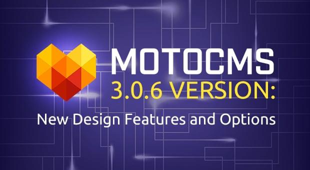 MotoCMS 3.0.6. Version - main