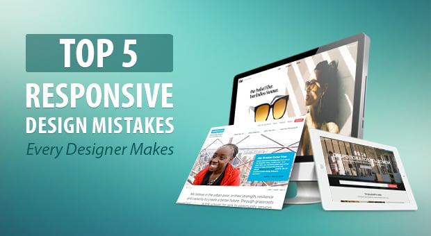 Responsive Design Mistakes - main