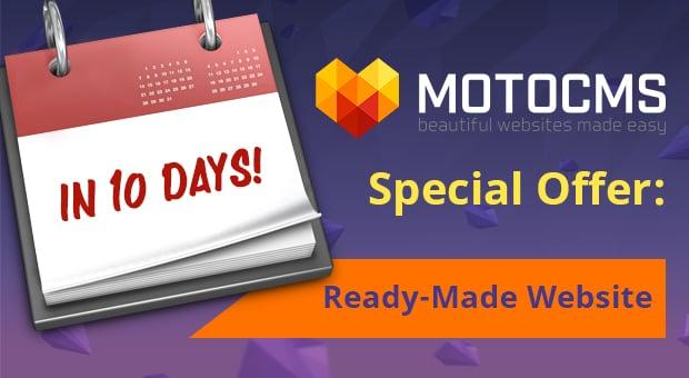 motocms special offer - main
