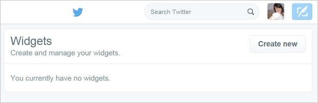 Social Media Widgets - Twitter  3